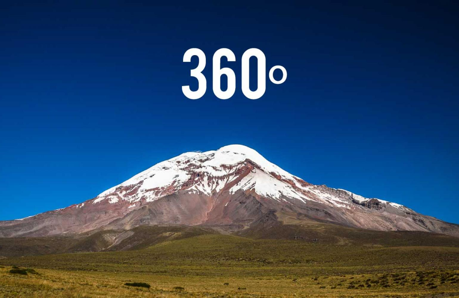 Chimborazo 360º Photo Expedition