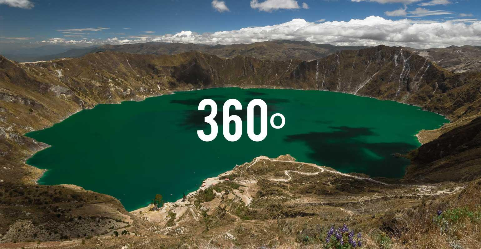 Quilotoa 360º Photo Expedition